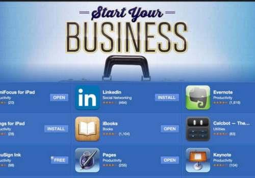 aplicaciones-iphone-trabajo-oficina-negocio-empresa