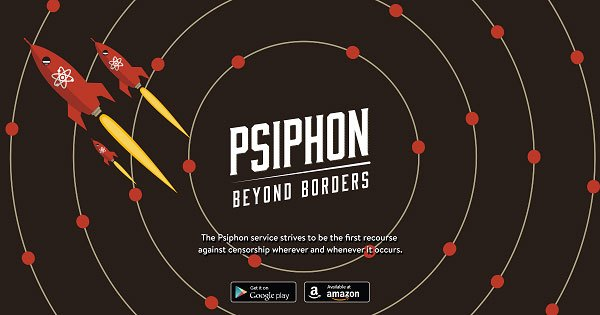 Download Psiphon for pc