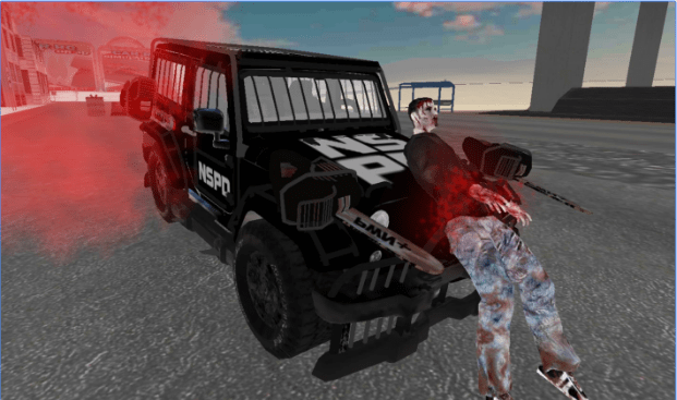 Zombie Killer Truck Driving 3D game