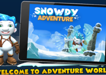 Snowdy Adventure Game