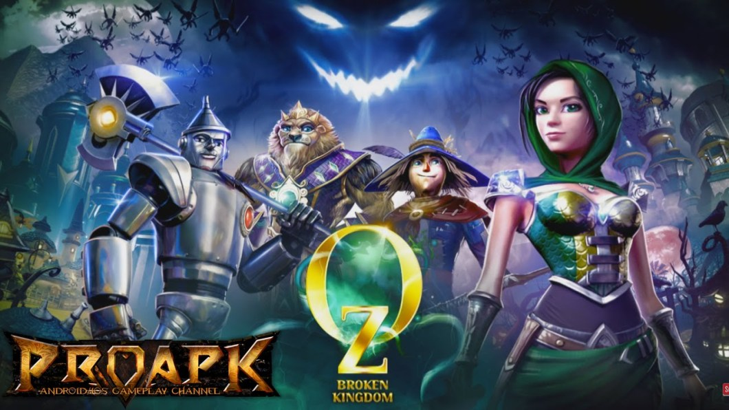 Oz Broken Kingdom for PC