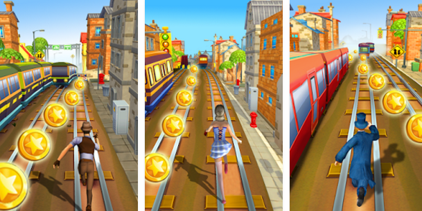 Subway Rush for PC