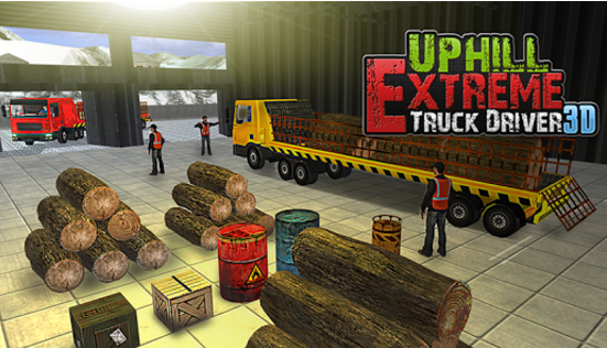 uphill extreme truck driver pc download