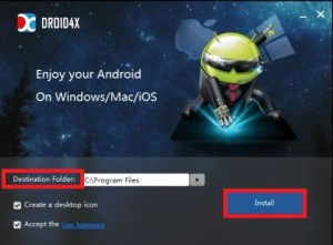Download Droid4x for PC & Laptop