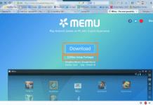 MEmu Emulator for Windows (7,8,10)/XP/Vista, Mac