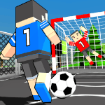 Cubic Street Soccer 3D For PC