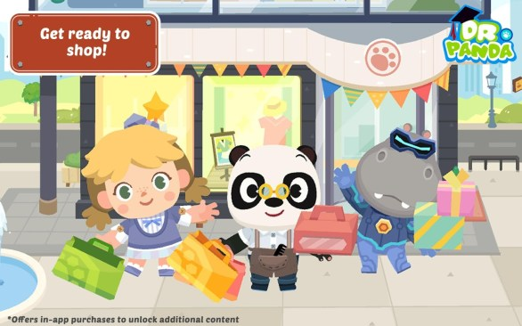 Download Dr  Panda Town Mall For PC & Laptop | Apps PC Wiki
