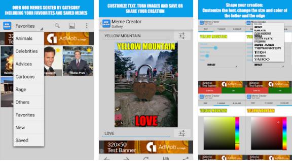 Download Meme Creator for PC, Windows, Laptop & MAC | Apps ...