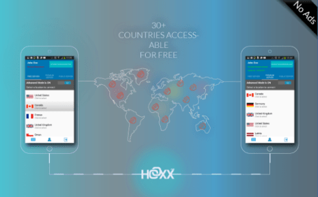 Hoxx VPN for PC