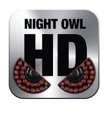 Night Owl HD app for Laptop Feature