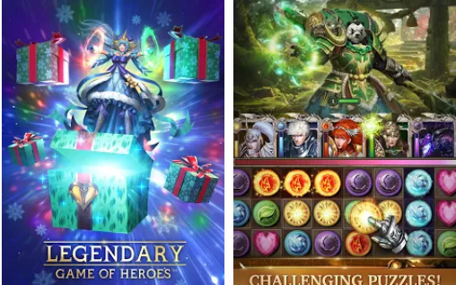 Legendary Game of Heroes for PC