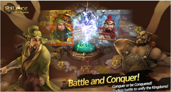 Roll Dice Three Kingdoms for PC