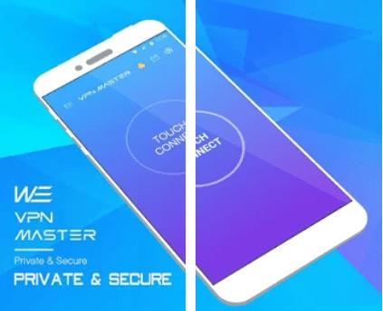 WE VPN Master For PC