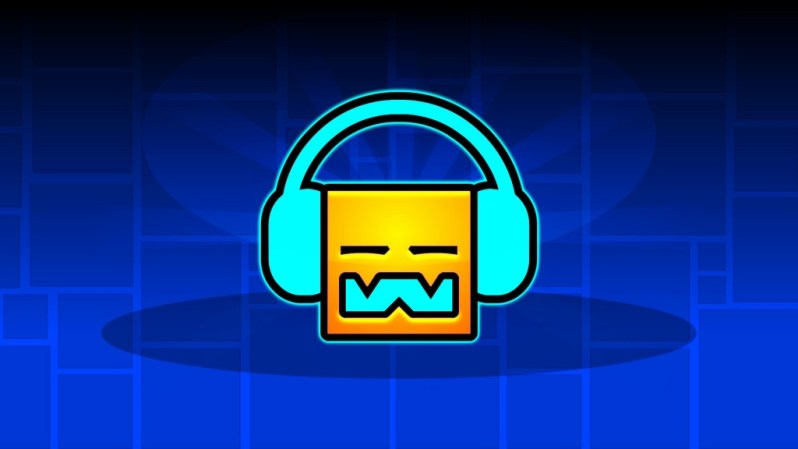Geometry Dash Logo