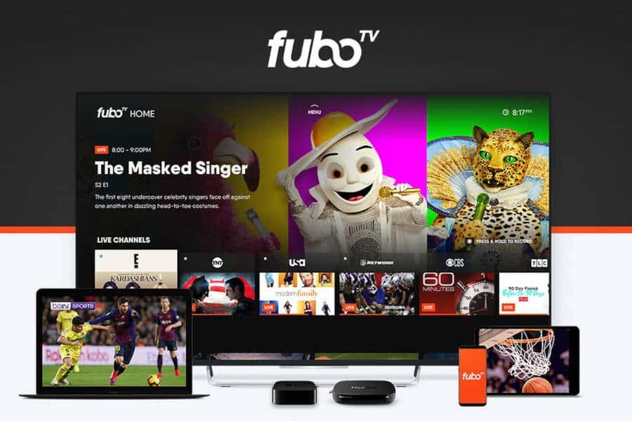 FuboTV permet de voir de nombreuses chaines sportives