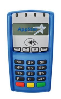 appstar - debit processing