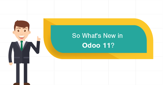 Odoo 11 Features