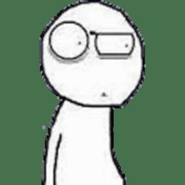 Stick Figure Memes stickers by Johnnymcdonald1 by MojiLaLa