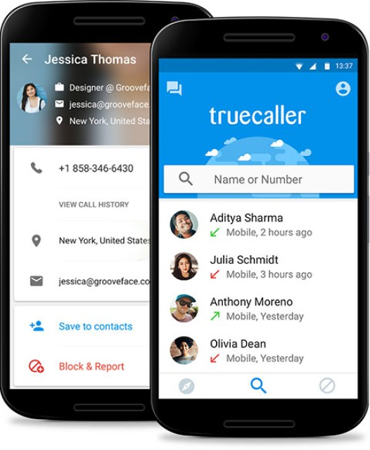 Download TrueCaller to Identify Caller ID & Block numbers