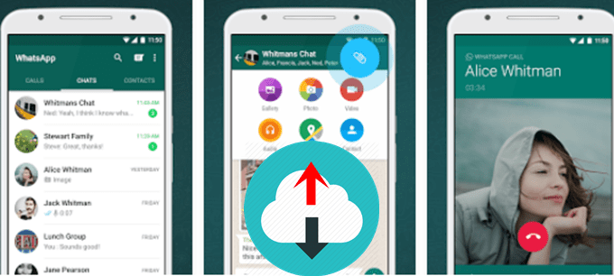 How To Backup and Restore WhatsApp Messages