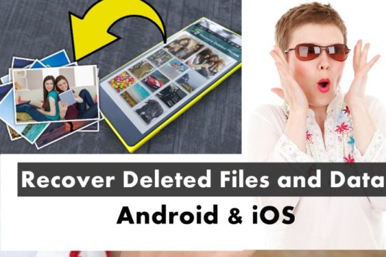 How to Recover Deleted Files or Lost Data on Android and iOS