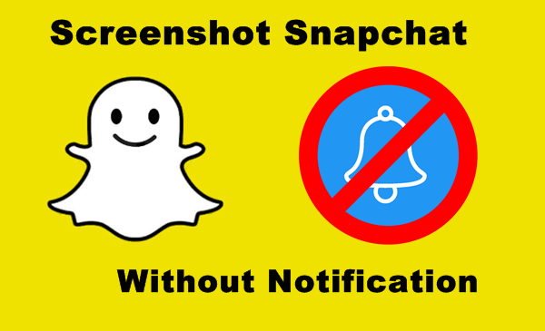 How to Screenshot Snapchat Without Notification (Android