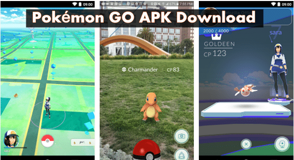 Pokemon GO APK Download for Android & iPhone (all Countries)