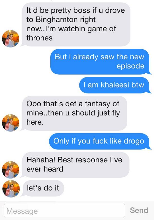 Best new pick up lines