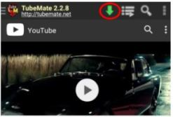 tubemate download button