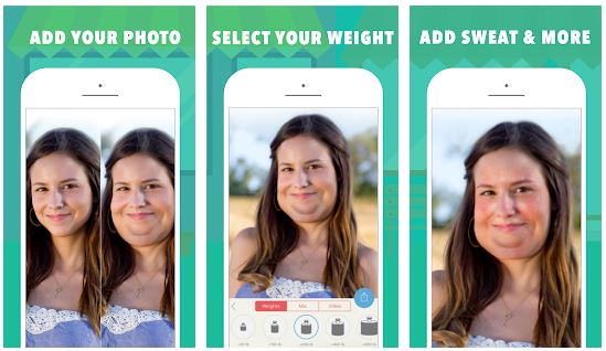 Fatify - Make Yourself Fat App