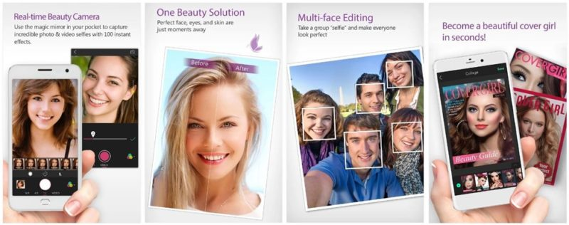 15 Best Selfie Editing Apps for Android & iPhone 2019