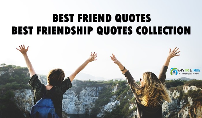 Short Best Friend Quotes 2019: Best Friendship Quotes Collection