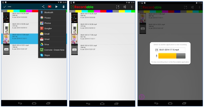 15 Best Screen Recorder Apps for Android and iOS