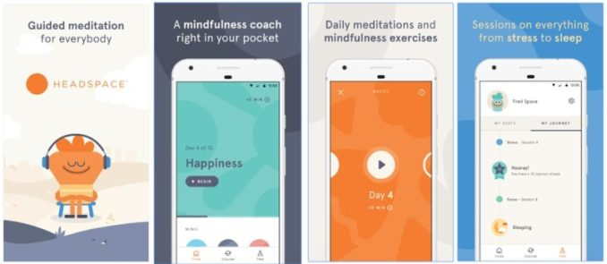 Headspace Guided Meditation & Mindfulness app