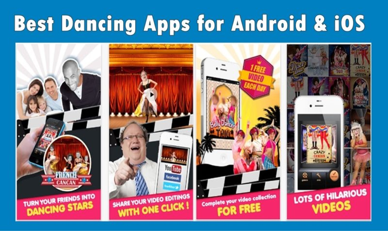 20 Best Dancing Apps for Android and iOS Devices