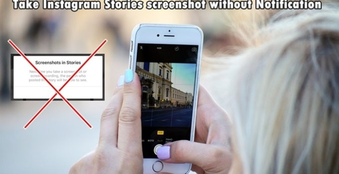 How to take Instagram Stories screenshot without them knowing
