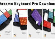 Download Chrooma Keyboard Pro for material design