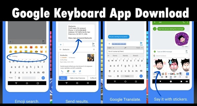 Google Keyboard App Download for Android [Latest Version]