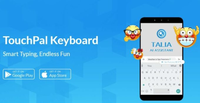 TouchPal Keyboard App for Android