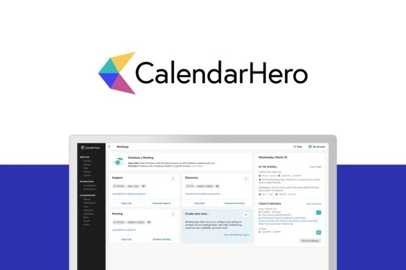 Buying CalendarHero aka Zoom.ai Lifetime Deal | Exclusive Offer from AppSumo lifetime deal