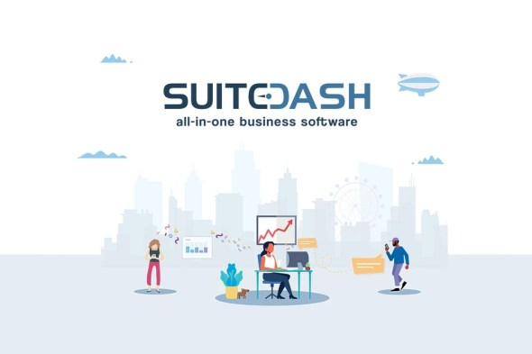 Buying SuiteDash | Exclusive Offer from AppSumo - Double 2 Codes 6 Staff lifetime deal