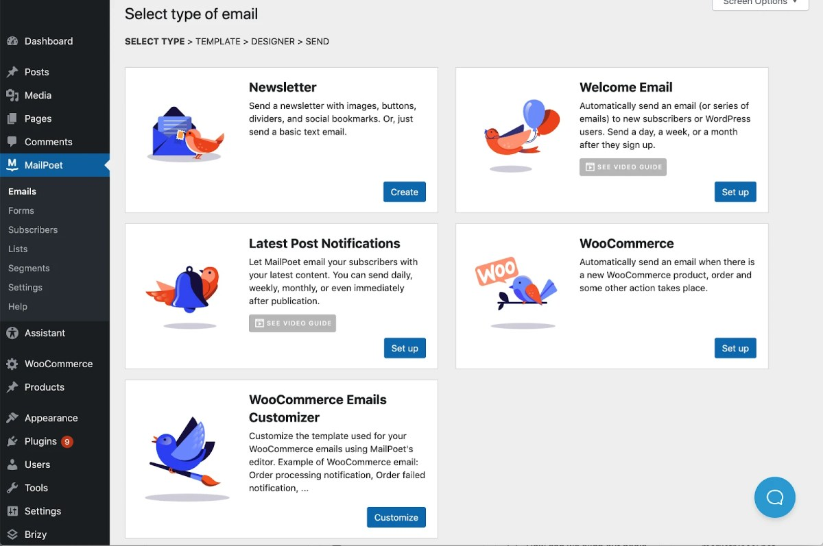 mailpoet lifetime deal best email marketing plugin for wordpress