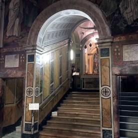 Scala Santa nella Basilica di Santa Maria Salome