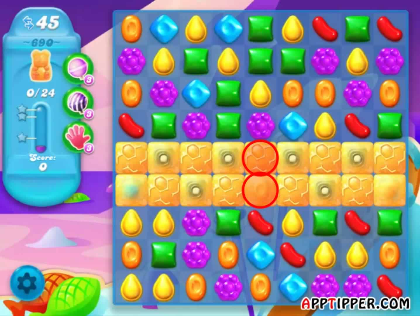 candy crush sofa low seating online india soda saga level 690 tips and video
