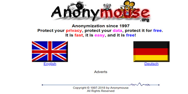 4. AnonyMouse