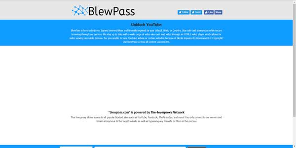 8. BlewPass
