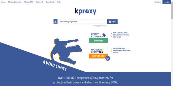 6. KProxy