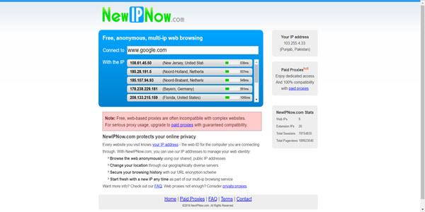 12. NewIPNow
