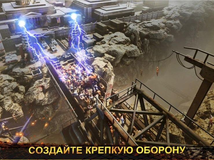 Продвижение игры Age of Z