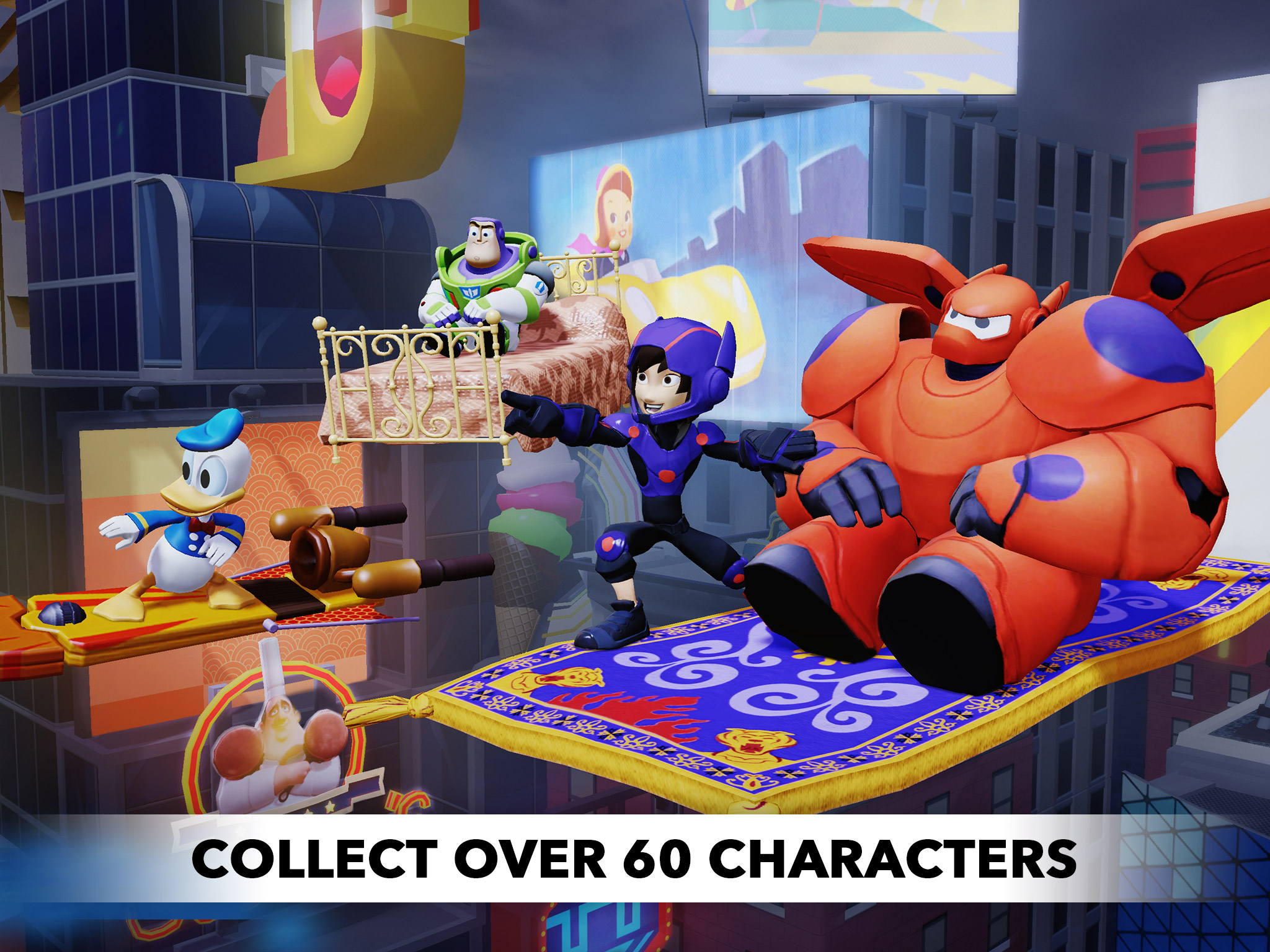 Disney Infinity Toy Box 20 Launches For IPad IPhone